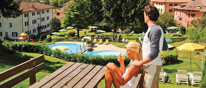 Hotel Garden, Lake Ledro, Italy - hotel & pool exterior.jpg